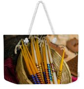 Candles 1 Weekender Tote Bag