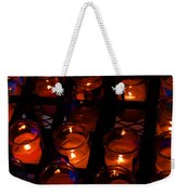 Candles For Mother Maria Weekender Tote Bag