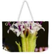 Candles On A Flower Cake Weekender Tote Bag