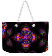 Candy Art Weekender Tote Bag
