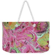 Candy Coated- Abstract Art By Linda Woods Weekender Tote Bag