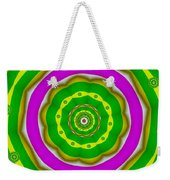 Candy Colors Liberation Weekender Tote Bag