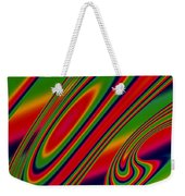 Candy Drop Weekender Tote Bag