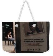 Candy Girl Weekender Tote Bag