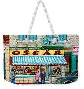 Candy Shop Weekender Tote Bag