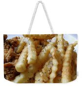 Canes Chicken French Fries Weekender Tote Bag