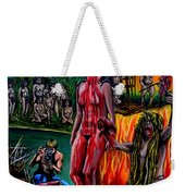 Cannibal Holocaust Weekender Tote Bag
