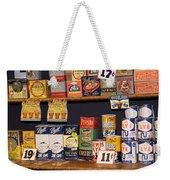 Canning With Grandma Weekender Tote Bag