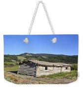 Canningham Cabin Grand Tetons National Park Weekender Tote Bag