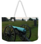 Cannon At Gettysburg 2 Weekender Tote Bag