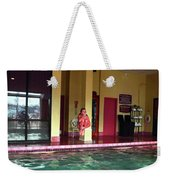 Cannon Ball  Weekender Tote Bag