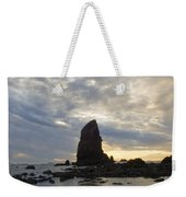 Cannon Beach Sunset 1 Weekender Tote Bag