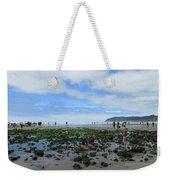 Cannon Beach Tide Pools Weekender Tote Bag