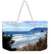 Cannon Beach Vista Weekender Tote Bag