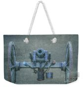 Cannon Civil War Artillery Weekender Tote Bag