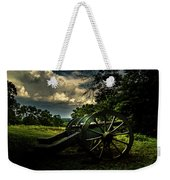 Cannon Encampment Valley Forge Weekender Tote Bag