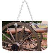 Cannon Gettysburg Weekender Tote Bag