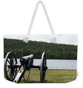 Cannon Protection Weekender Tote Bag