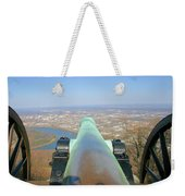 Cannon Sighting Weekender Tote Bag