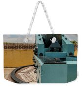 Cannon Track System Weekender Tote Bag