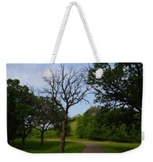 Cannon Valley Trail Weekender Tote Bag