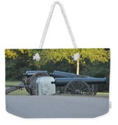 Cannons At Shiloh Weekender Tote Bag
