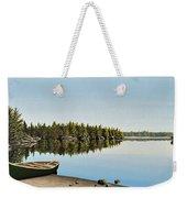 Canoe The Massassauga Weekender Tote Bag