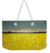 Canola Field N0 1 Weekender Tote Bag