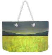 Canola Fields N05 Weekender Tote Bag