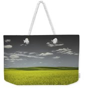 Canola Hills And Dales Weekender Tote Bag