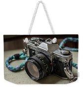 Canon Ae-1 Film Camera Weekender Tote Bag