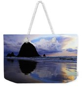 Cannon Beach Nature's Symphony Weekender Tote Bag