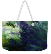 Canopy 3- Art By Linda Woods Weekender Tote Bag