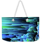 Can't Take The Sky From Me - Pixel Art Weekender Tote Bag