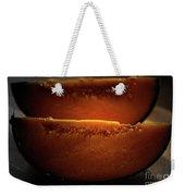 Cantaloupe Weekender Tote Bag