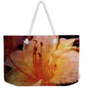 Cantaloupe Lily 3683 Idp_2 Weekender Tote Bag