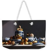 Canton With Donuts Weekender Tote Bag