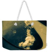 Canvas Seagulls Weekender Tote Bag