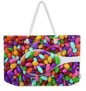 Candy Covered Sunflower Seeds Weekender Tote Bag