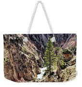Canyon And Lower Falls Weekender Tote Bag