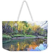 Canyon Autumn 2 Weekender Tote Bag