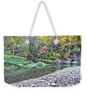 Canyon Autumn Weekender Tote Bag