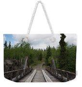 Canyon Creek Bridge Weekender Tote Bag
