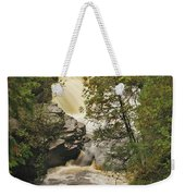 Canyon Falls 2 Weekender Tote Bag