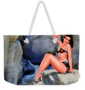 Canyon Girl Weekender Tote Bag