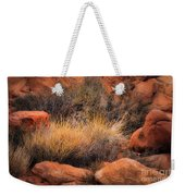 Canyon Grasses Weekender Tote Bag
