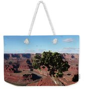 Canyon Impression Weekender Tote Bag