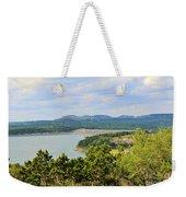 Canyon Lake Dam Weekender Tote Bag