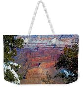 Canyon Mystique Weekender Tote Bag