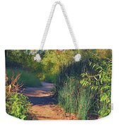 Canyon Path II Weekender Tote Bag